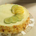 Torta rovesciata al limone: prepariamola insieme!