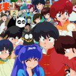 Ranma anime: trama, personaggi e serie di animazione