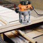 Fresa per spianare il legno: come funziona? Quali sono i migliori modelli