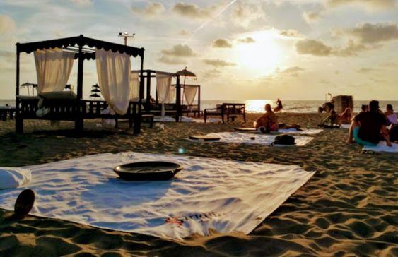 Fregene spiagge libere